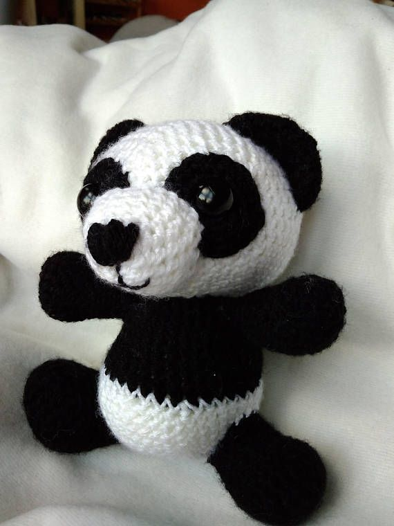 Modele Amigurumi Panda : Les 25 meilleures idees de la categorie Crochet panda sur ...