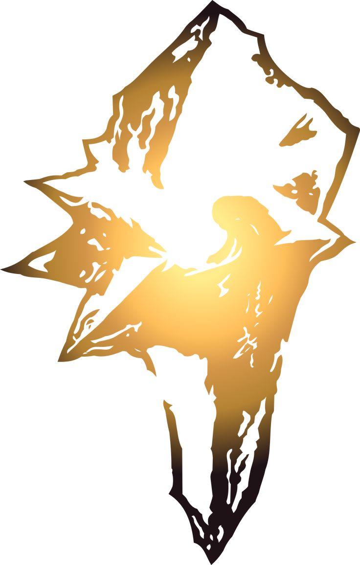 Final Fantasy IX logo by eldi13.deviantart.com on @deviantART