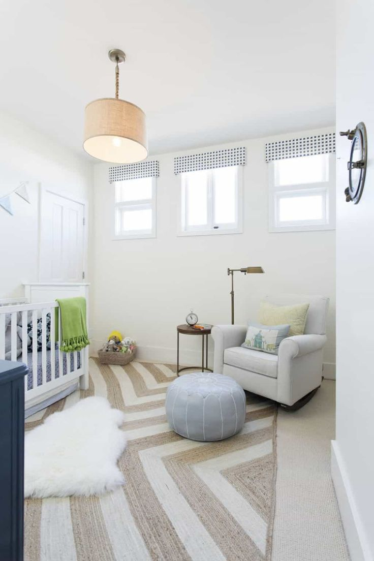 Choosing Rugs For Your Baby's Nursery Room