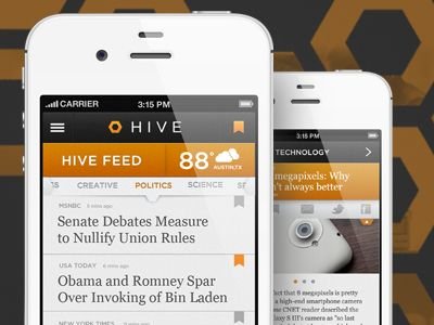 Hive News Application by Phi Hoang