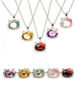 35th Anniversary Collection of Hello Kitty Jewelry from Kimora Lee Simmons