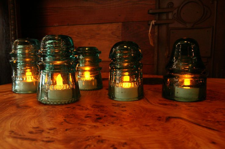 1000 images about electric insulator crafts on pinterest for Glass insulator ideas