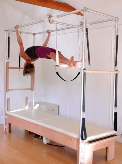 ooo i want one of these! - exercise gymnastics all in one set up - contraption for body weight exercises
