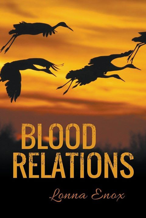 """""""Blood Relations"""" Review!  """"The author, Lonna Enox, was a teacher here in Roswell, N.M. They had a nice write up on her in our local paper. So I thought I would buy her book. I sure enjoyed it. Also bought, Last Dance. Can't wait for the next book to come out. As I will buy that one also. Well worth the money. Hope she keeps this series going."""" -  Diane L. Ruggiero https://www.amazon.com/Blood-Relations-Lonna-Enox/dp/1681110032/ref=tmm_pap_swatch_0?_encoding=UTF8&qid&sr"""