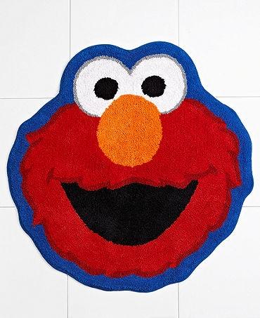 Jay Franco Bath Rugs Sesame Street Retro 25 X 25 Bath Rug