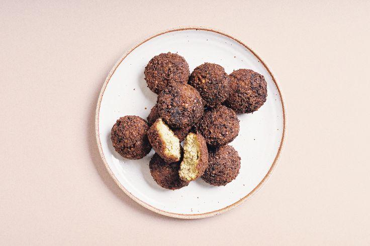 Lindsay Recipe | A1 Bakery's Famed Lebanese Falafel | Photo by Beth Wilkinson
