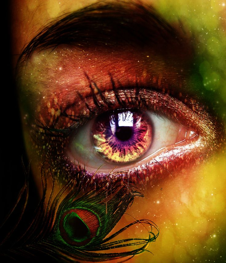 peacock eye by ~vassse on deviantART