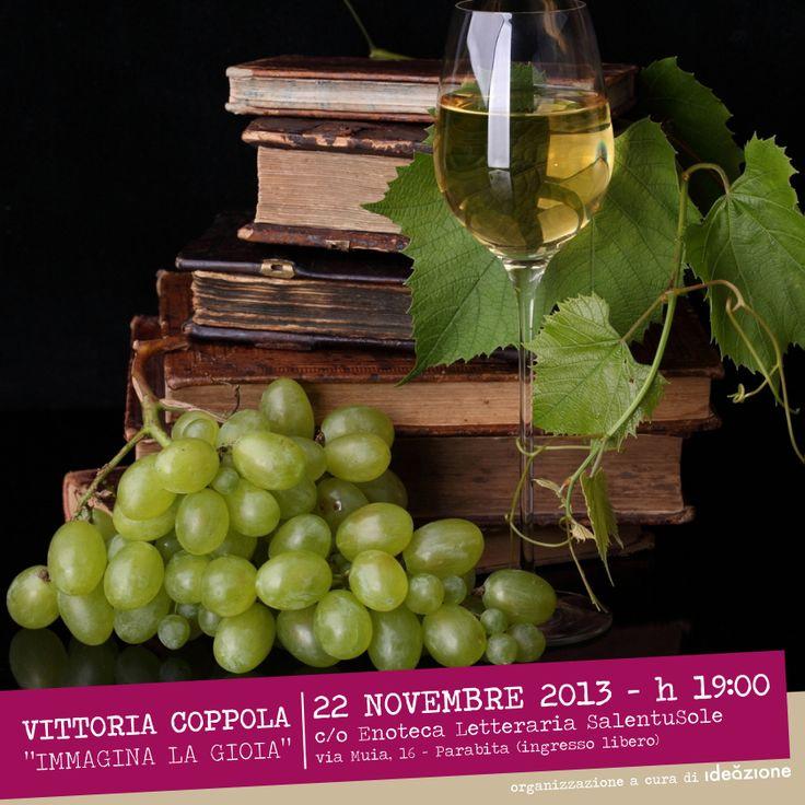 Enoteca Letteraria SalentuSole - 22 nov 2013