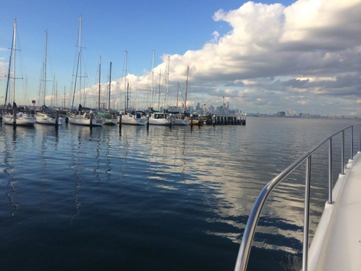 Melbourne's little secret -Williamstown