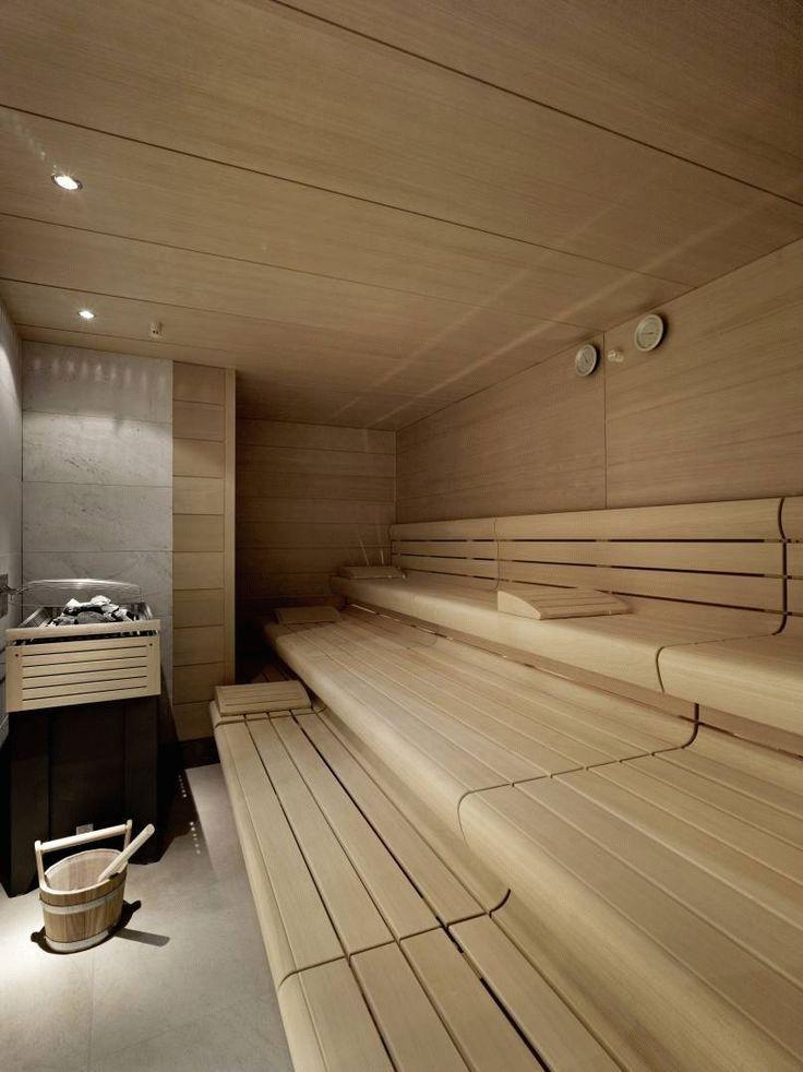 38 best Sauna images on Pinterest | Saunas, Steam room and Bathroom