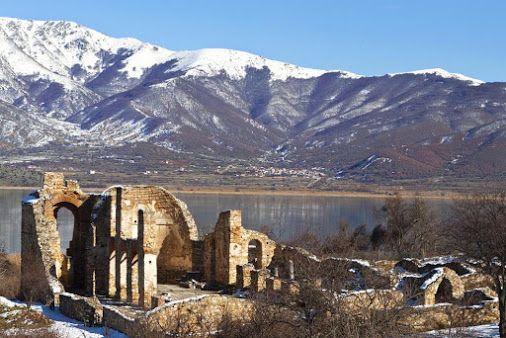 Agios Achilleios Florina Macedonia Greece