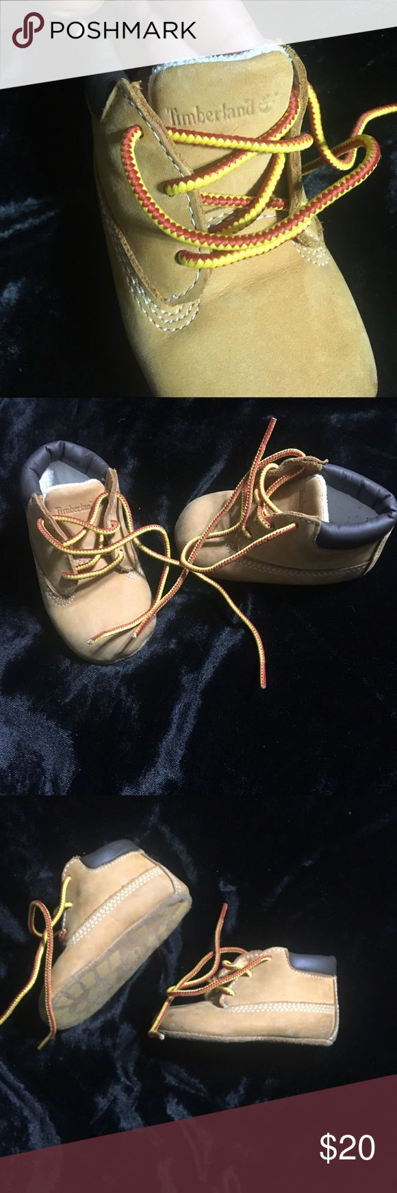 Infant timberland boots Size 3c, good condition. Shoes Boots