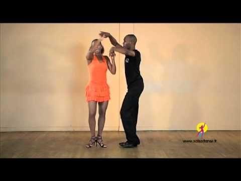 Cours de salsa cubaine débutant - 3