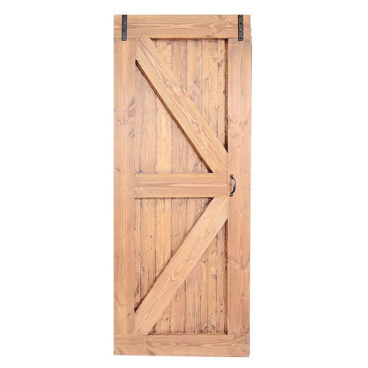 Houten schuifdeur deurstickers om een saaie deur te upgraden. Gedrukt op mat stickermateriaal. GOEDKOOP DE LEUKSTE DEURSTICKERS