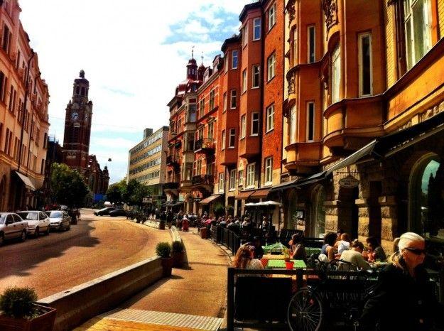 Malmo luoghi di interesse da scoprire Friisgatan
