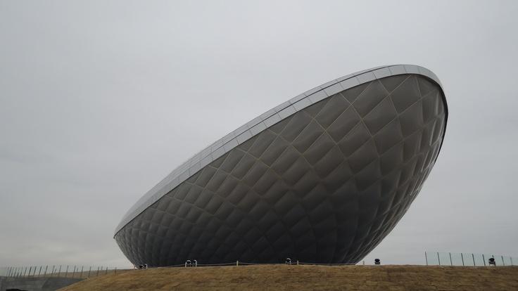the arc, daegu, south korea
