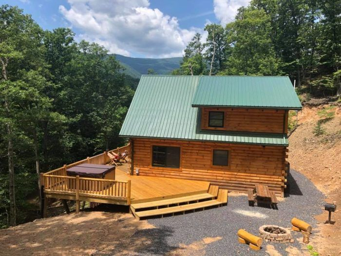 Harman S Log Cabins Has 21 Distinct Cabins Available To Rent Ranging From One To Four Bedroom You Ll Be Able To Cabins In West Virginia Cabin Secluded Cabin