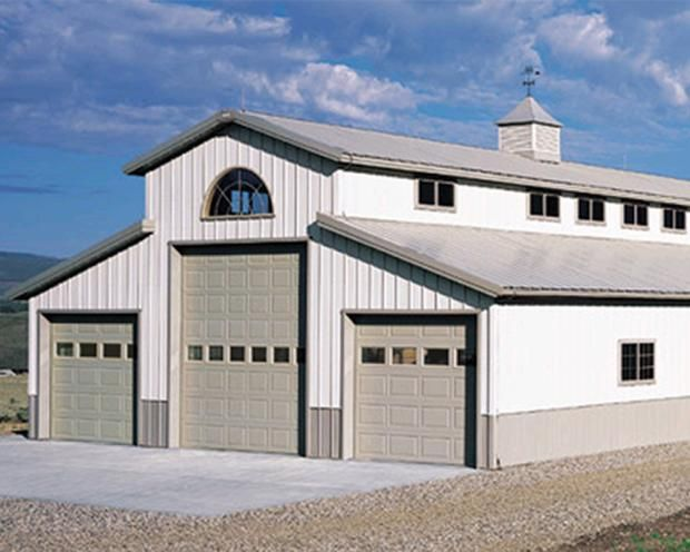 38 best images about shop garage plans on pinterest for Commercial garage plans