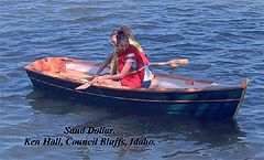 Wood Boat Plans, Wooden Boat Kits and Boat Designs - Arch Davis Design #rowboatwooden