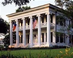 The Governor's mansion.  Austin, Texas