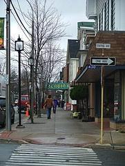 Main Street. Wolfville, NS