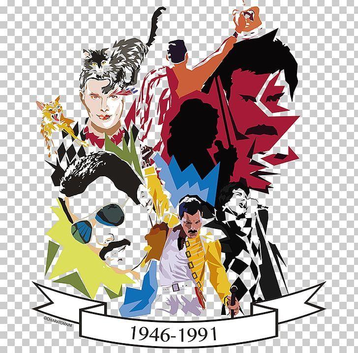 Queen Art The Freddie Mercury Tribute Concert Poster Png Art Artwork Bon Anniversaire Deviantart Queen Art Freddie Mercury Tribute Concert Concert Posters