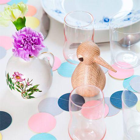 Fødselsdags bordet , BarneGuiden.DK