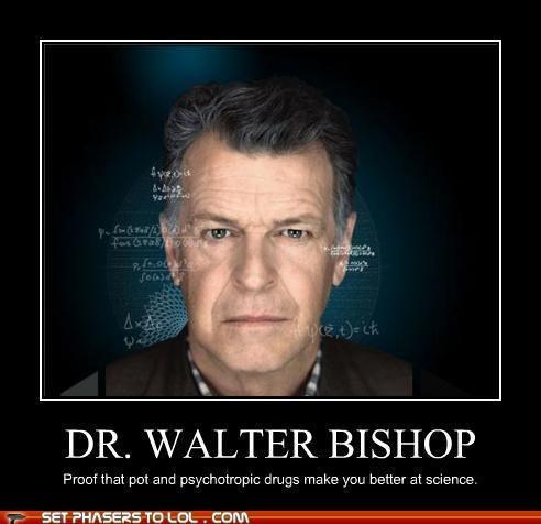 Dr. Walter Bishop~ Fringe, love this show