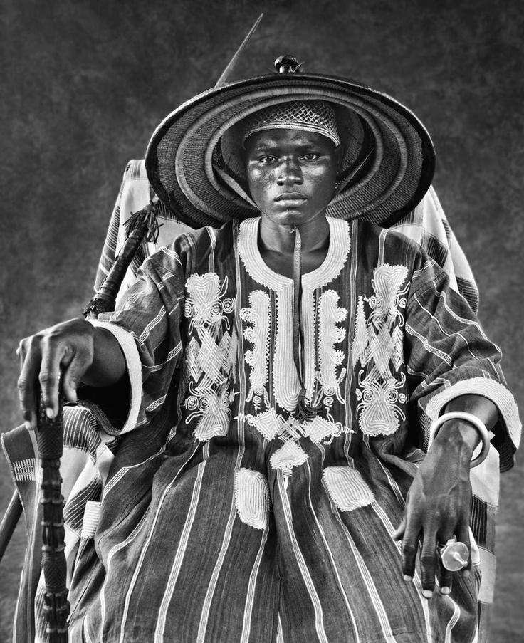 Jean Dominique Burton: Face, African Culture