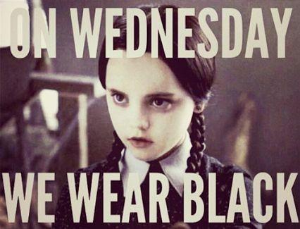 Wednesday Addams - <3