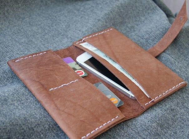 Leather clutch, кожаный клатч, клатч оптом