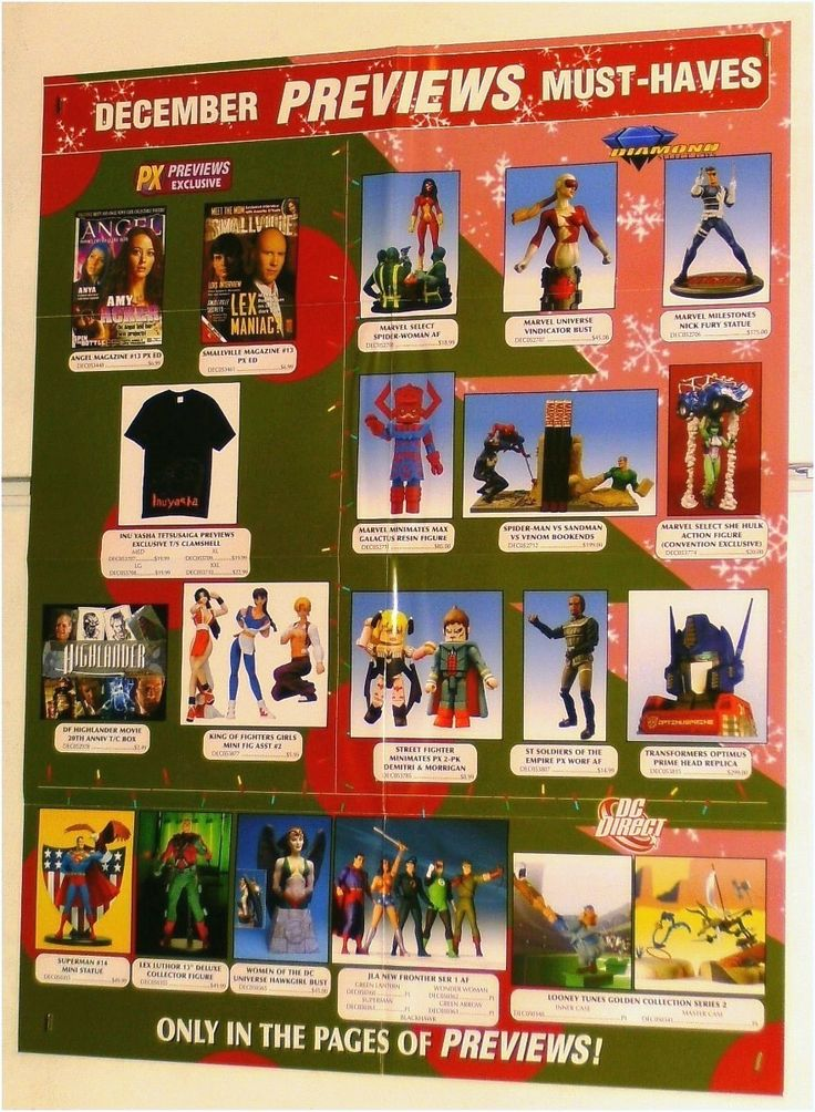 Like Toy Tv : Images about comic toys posters rare never for sale