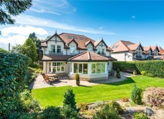 Savills | 4A Essex Brae, Barnton, Edinburgh, EH4 6LN | Property for sale