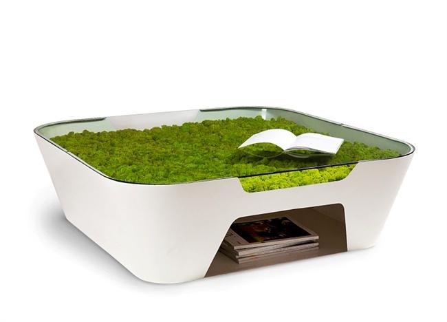MOSSdesign® di Verde Profilo su Style.it, inserita fra le novità più interessanti di Maison & Objet 2013!