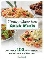 Gluten Free Vegetarian Recipes | Simply Gluten Free