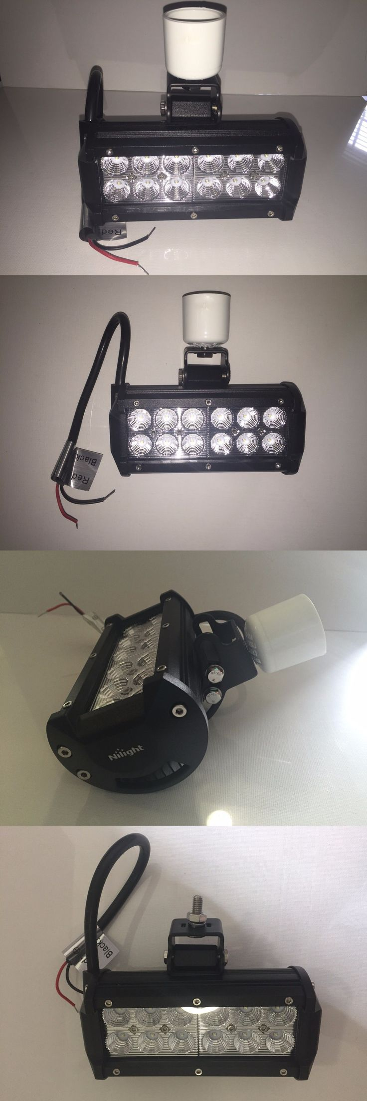 Lights 123489: Boat Light Waterproof Pvc Head Led 36 Watts 3600 Lumens 12 Volt (Fishing) -> BUY IT NOW ONLY: $51.99 on eBay!