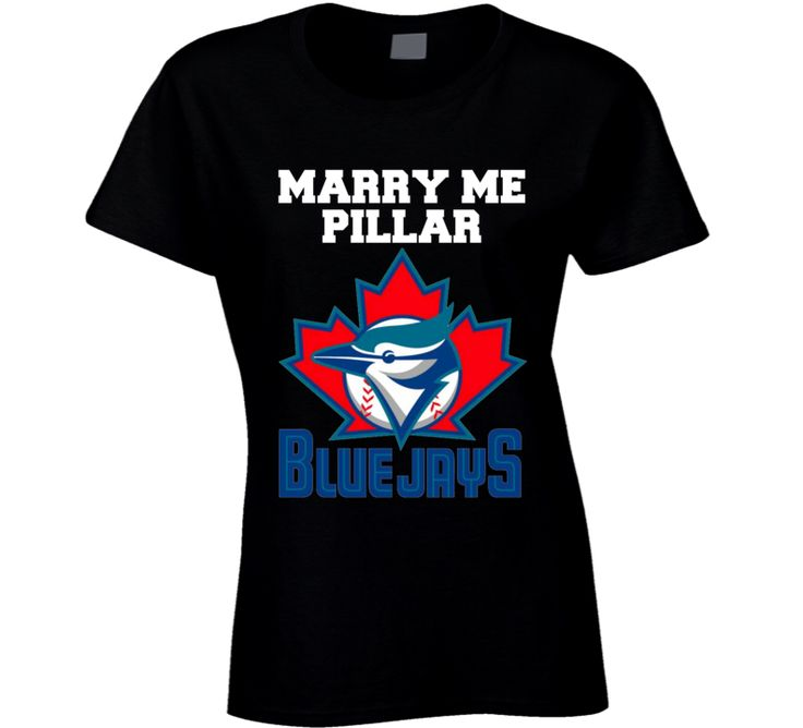Toronto Baseball Kevin Pillar Marry Me Funny Nbl Fan T Shirt