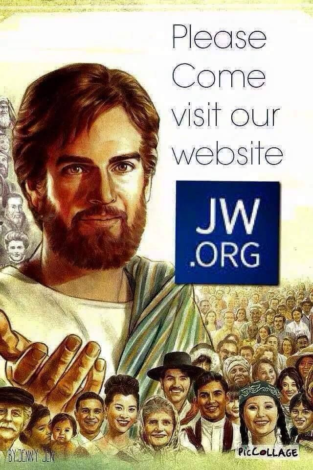 WWW.JW.ORG......You Will Not Be Disappointed!