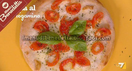 I Menu di Benedetta | Molto Bene: Pizza al Tegamino