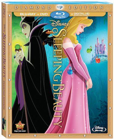 Sleeping Beauty on Blu-ray   Magical Bonus Features