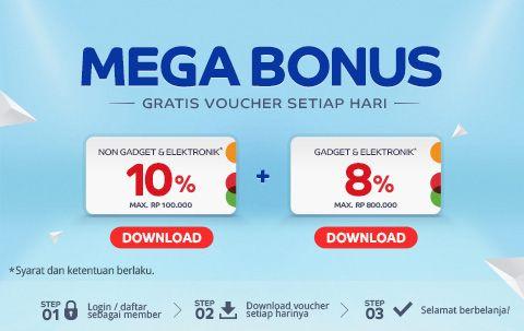 Mega Bonus Elevenia