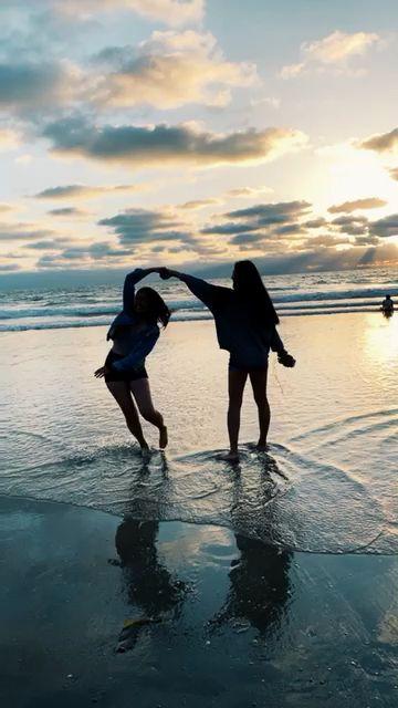 #beach #friends #bff #cute #tumblr #california  – Alicia 🌻