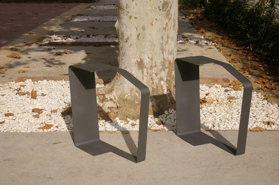Aparcabicis Slim #street #furniture #urban