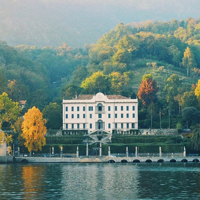 Grand Hotel Tremezzo: luxury 5 star hotel on Lake Como, Italy