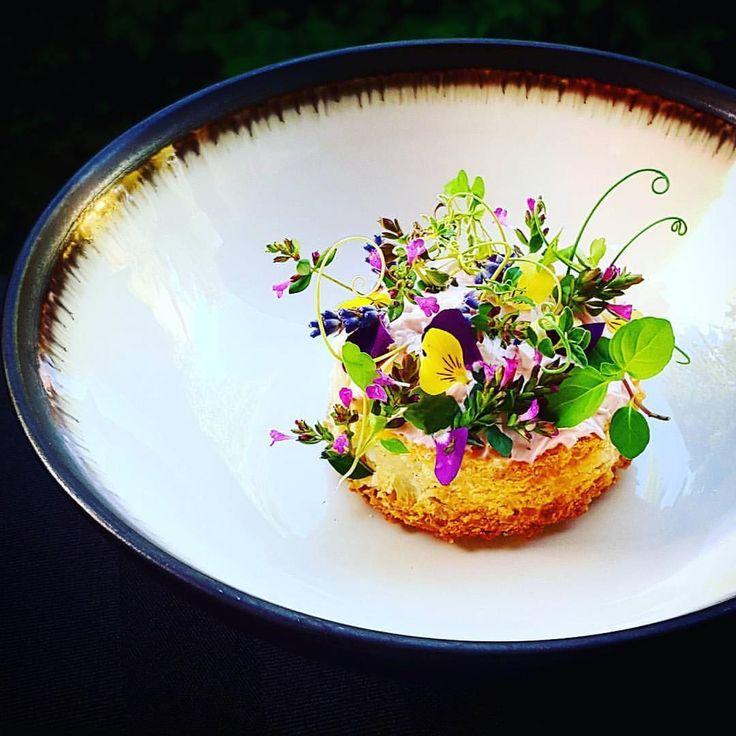 いいね!2,471件、コメント19件 ― chefsplateform@gmail.comさん(@chefsplateform)のInstagramアカウント: 「Crispy roasted garlic crostini, braised beet & goat cheese pate, wild herbs. By…」
