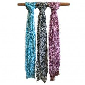 Animal Prints Scarves - HipAngels.com - Cotton Scarves  #Scarves_Wholesaler  #Hip #Angels  #Hip_Angels