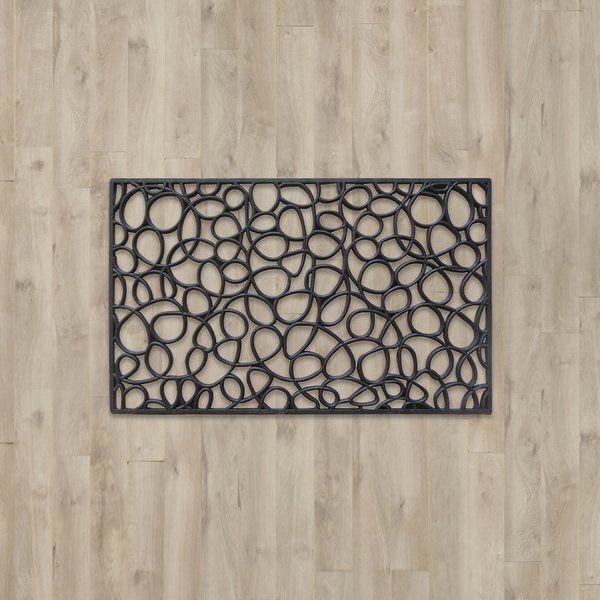 Loop Utility Mat Modern Doormats Door Mat Contemporary Door Mats