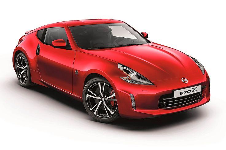 Nissan liftet den seit 2008 gebauten 370Z. Folge dem Link für alle bis 2020 kommenden Sportwagen