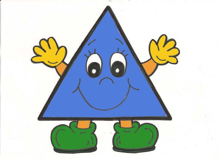 cosetes d'infantil: formes geomètriques divertides