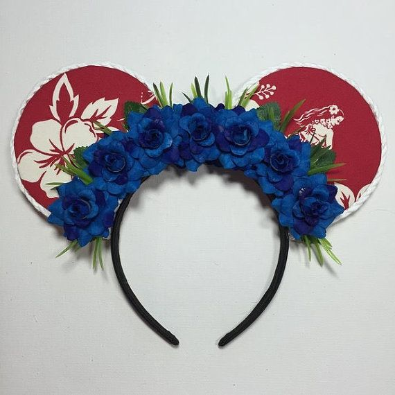 Disney Lilo and Stitch Mickey mouse ears